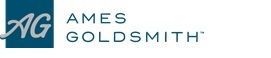 Ames Goldsmith logo
