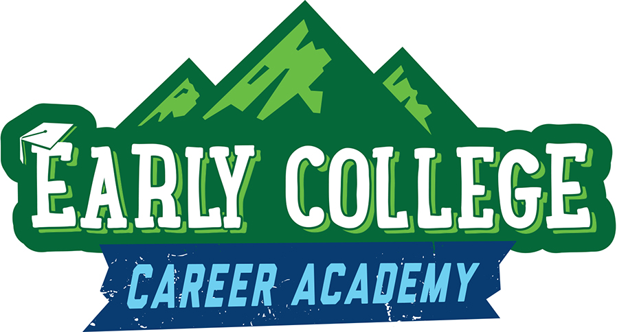 Logo for Early College Career Academy