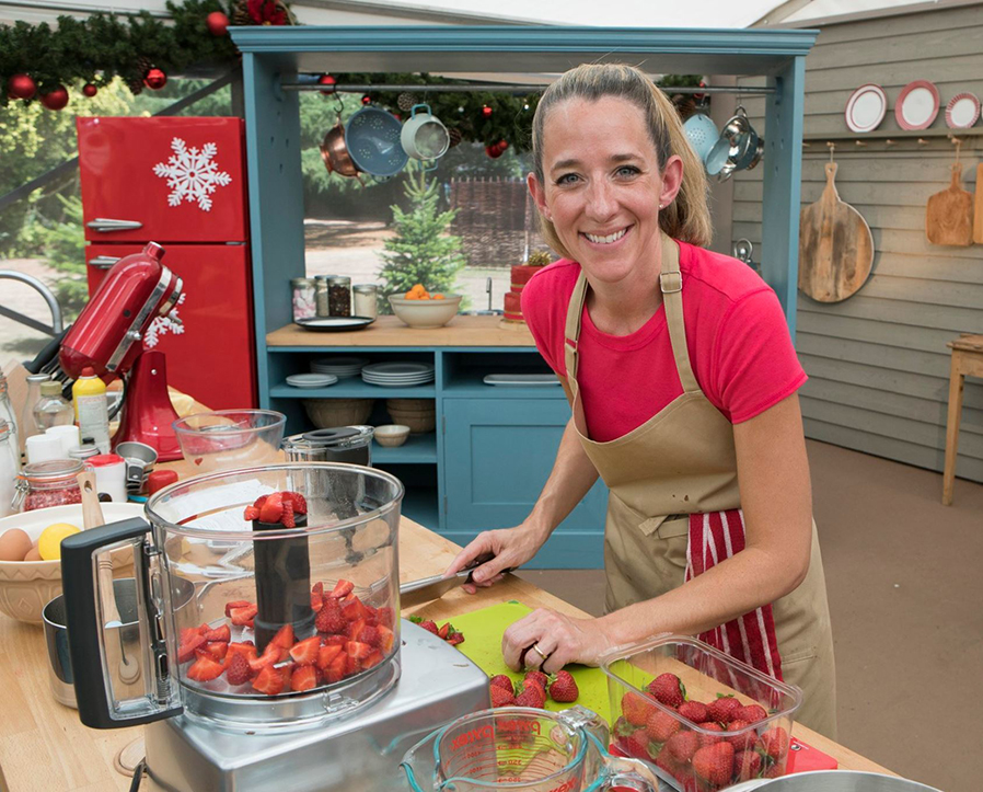 Andrea Maranville, who competed on ABC's 'The Great American Baking Show: Holiday Edition,' will offer a baking demonstration March 22 at SUNY Adirondack's Culinary Arts Center.